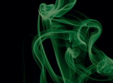meth green smoke