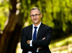 Australian Greens leader Dr Richard Di-Natale