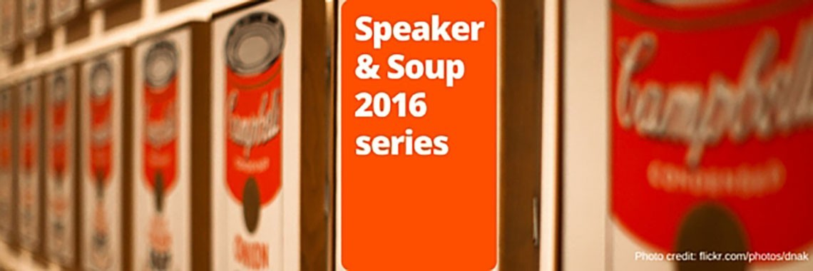 Soups series banner