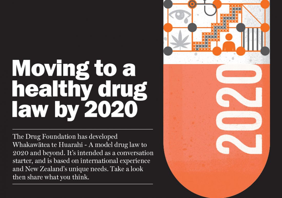 New Laws For 2020.Moving To A Healthy Drug Law By 2020 Nz Drug Foundation