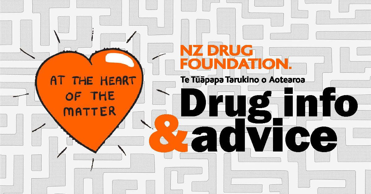 MDMA | NZ Drug Foundation - At the heart of the matter