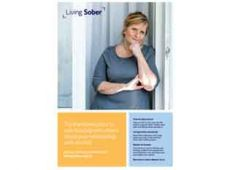 Living sober poster A3 2
